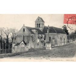 County 60290 - OISE - LAIGNEVILLE - CHURCH