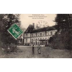 County 60140 - OISE - LIANCOURT - LA ROCHEFOUCAULT CASTEL