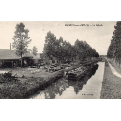 County 60890 - OISE - MAREUIL-SUR-OURCQ - THE SAWMILL