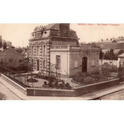 County 60110 - OISE - MERU - LA CAISSE D'EPARGNE