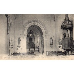 County 60320 - OISE - NERY - CHURCH INTERIOR