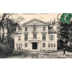 County 60180 - OISE - NOGENT-SUR-OISE - CITY HALL