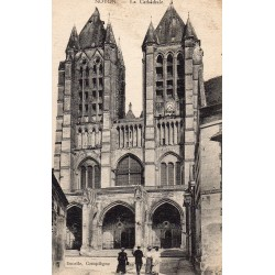 County 60400 - OISE - NOYON - CATHEDRAL