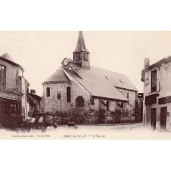 County - 60560 - OISE - ORRY-LA-VILLE - THE CHURCH