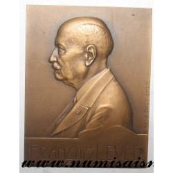 MEDAL - POLITICS - 75 - PARIS - FRANCOIS LEVÉE - 1898 - 1923