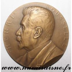 MEDAL - POLITICS - 75 - PARIS - HENRI ROUSELLE - 1896 - 1921