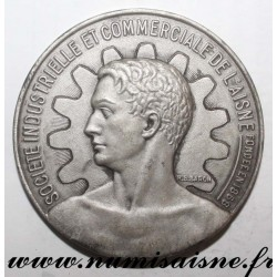 County 02 - MEDAL - INDUSTRIAL AND COMMERCIAL SOCIETY - 1968