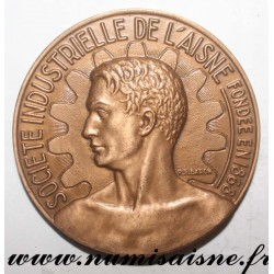 MEDAILLE - AISNE INDUSTRIAL COMPANY FOUNDED IN 1868 - 1959