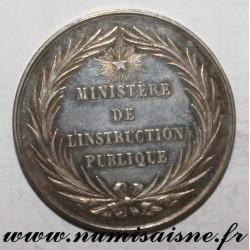 MEDAL - MINISTRY OF PUBLIC INSTRUCTION - HIGH SCHOOL ADMINISTRATION BUREAU