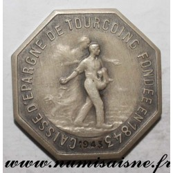 FRANCE - County 59 - TOURCOING - SAVINGS BANK AND FORESIGHT 'CAISSE D'EPARGNE' - 1943