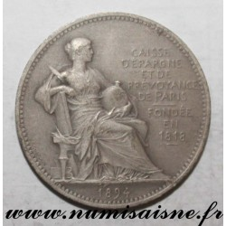 FRANCE - County 75 - PARIS - SAVINGS BANK AND FORESIGHT 'CAISSE D'EPARGNE' - 1894