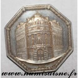 FRANCE - County 75 - PARIS - DEPOSIT AND CURRENT ACCOUNTS COMPANY - PLACE DE L'OPERA - 1863