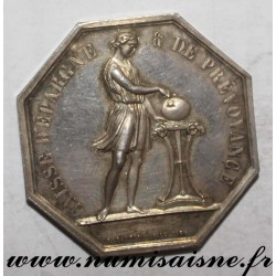 FRANCE - County 59 - LILLE - Savings and provident fund - 1854
