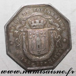 FRANCE - County 77 - COULOMMIERS - SAVINGS BANK AND FORESIGHT 'CAISSE D'EPARGNE'