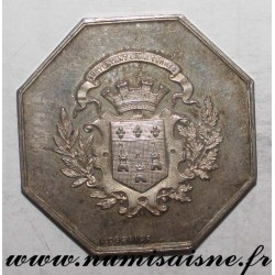 FRANCE - County 37 - TOURS - SAVINGS BANK AND FORESIGHT 'CAISSE D'EPARGNE' - 1833