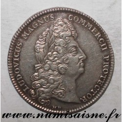 MEDAILLE - 76 - ROUEN - CHAMBER OF COMMERCE - 1712