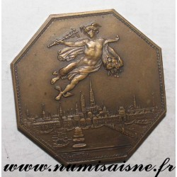 MEDAILLE - 76 - ROUEN - CHAMBER OF COMMERCE - 1703