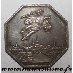 MEDAILLE - 76 - ROUEN - CHAMBER OF COMMERCE - 1802