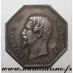 MEDAILLE - 59 - LILLE - CHAMBER OF COMMERCE - NAPOLÉON III