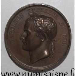 MEDAL - 75 - PARIS - NAPOLÉON Ist - 1840 - By Caunois