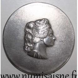 GREECE - MEDAL - MARIA CALLAS - 1923 - 1977 - Sophia Cecelia Kalogeropoulos - Mintage 500 - By G. Stigris