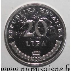 CROATIA - KM 17 - 20 LIPA 2006 - MASLINA