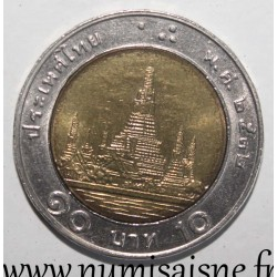 THAILAND - Y 227 - 10 BAHT 1989 - BE 2532