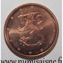 FINLAND - KM 99 - 2 CENT 2006