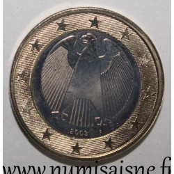 GERMANY - KM 213 - 1 EURO 2003 A - Berlin