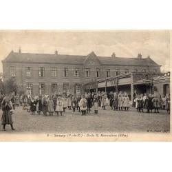 County - 62 - PAS DE CALAIS - BRUAY - H. MARMOTTAN GIRLS' SCHOOL