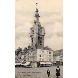 County - 62400 - PAS DE CALAIS - BETHUNE - GRAND'PLACE - THE BELFRY