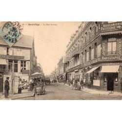 County - 62600 - PAS DE CALAIS - BERCK-PLAGE - CARNOT STREET