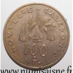 NEW CALEDONIA - KM 15 - 100 FRANCS 1999