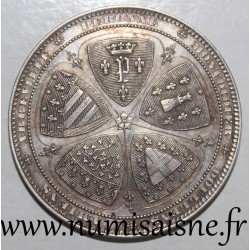 FRANCE - County 80 - AMIENS - INDUSTRIAL SOCIETY - 1861
