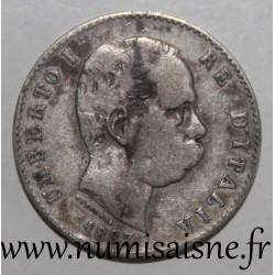 ITALY - KM 24 - 1 LIRE 1887