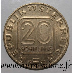 AUSTRIA - KM 2955 - 20 SCHILLING 1982 - 250 years since the birth of Joseph Haydn