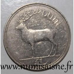 IRELAND - KM 27 - 1 LIVRE 1990 - DEER
