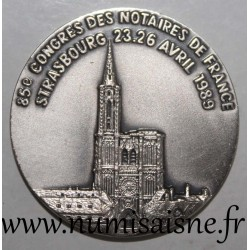 County 67 - STRASBOURG - 85th NOTARIES CONGRESS - 1989