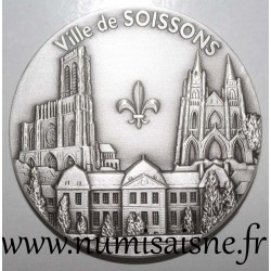 MEDAL - County 02 - SOISSONS - 2012