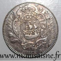 MEDAILLE - 75 - PARIS - PREVOTS FROM THE MERCHANTS - 1740