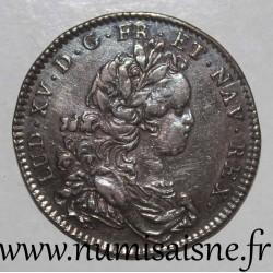 DENIERS CHAMBER - LOUIS XV - 1720