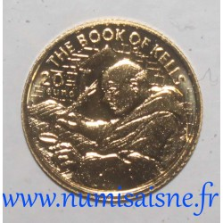 IRELAND - KM 73 - 20 EURO 2012 - THE BOOK OF KELLS