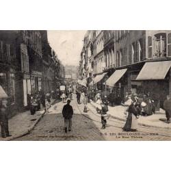 County - 62200 - PAS DE CALAIS - BOULOGNE-SUR-MER - THIERS STREET
