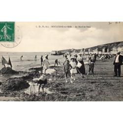 County - 62200 - PAS DE CALAIS - BOULOGNE-SUR-MER - AT THE WATER'S EDGE