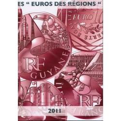 ALBUM FOR SERIES OF 27 COINS OF 10 EUROS FROM THE REGIONS 2011 - 341494