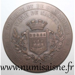 MEDAL - EDUCATION - 44 - NANTES - FREE SCHOOL OF TRADE AND ACCOUNTING - 1903