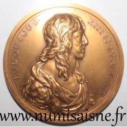 MEDAL - LOUIS XIII 1610 - 1643 - September 5, 1638 - By MOLART - RESTRIKE
