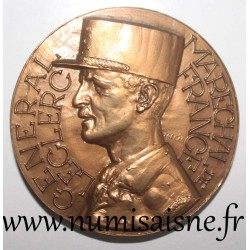 MEDAILLE - GENERAL LECLERC - MARSHAL OF FRANCE - 1971