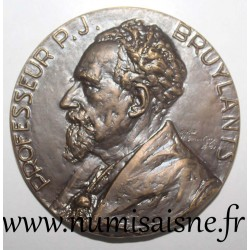 MEDAL - BELGIUM - CHEMISTRY - PROFESSOR P. J. BRUYLANTS - 1913 - 1948