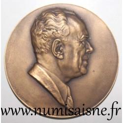 MEDAILLE - STATISTICS - 75 - PARIS - PIERRE DEPOID - 1942 - 1962